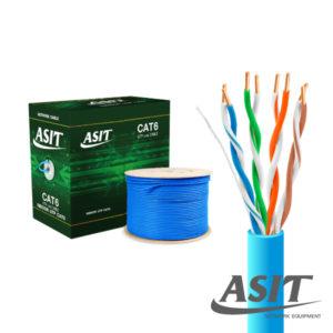 UTP Cat6 Intdoor CCA (270m./ม้วน) รุ่น ASIT-UTP6005-UTP