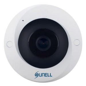 กล้องวงจรปิด SUNELL ภาพคมชัด 5MP Fisheye Camera